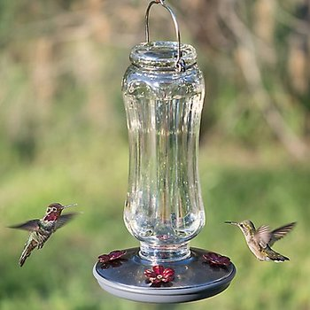 - PERKY PET STARGLOW VINTAGE HUMMINGBIRD FEEDER