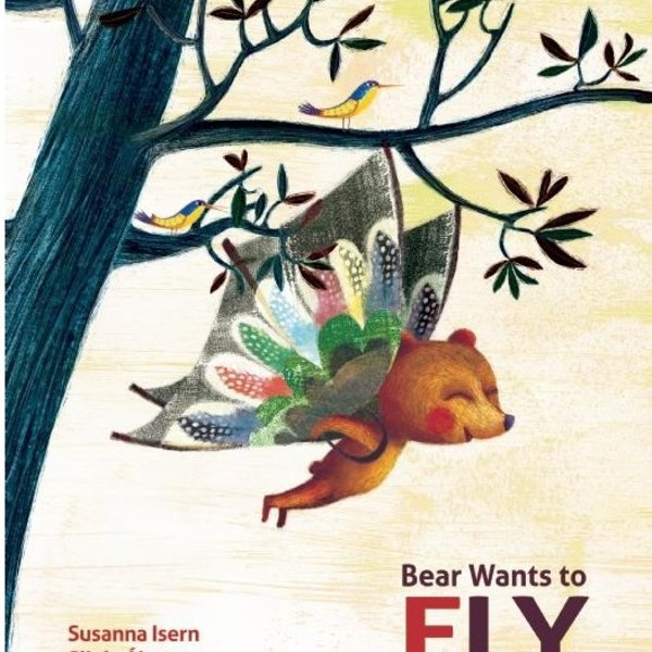 - BEAR WANTS TO FLY