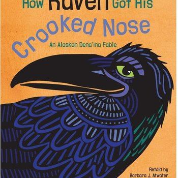 - HOW RAVEN GOT HIS CROOKED NOSE