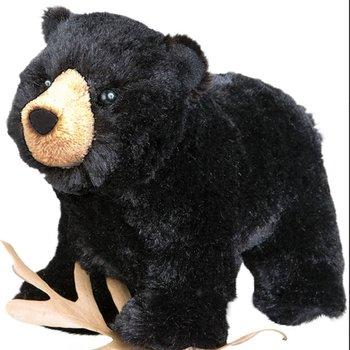 - DOUGLAS CUDDLE TOYS MORLEY BLACK BEAR
