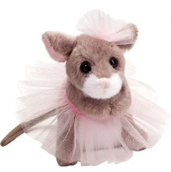 - DOUGLAS CUDDLE TOYS TIPPY TOE MOUSE WITH TUTU