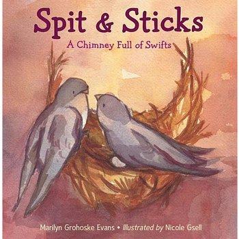 - SPIT & STICKS: A CHIMNEY FULL OF SWIFTS