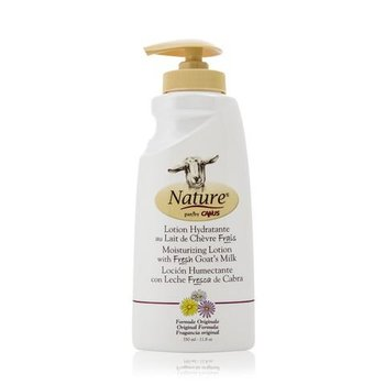 - NATURE BY CANUS GOAT'S MILK LOTION ORIGINAL SCENT 11.8 oz