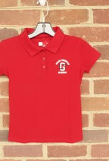 Junior Cut Pique Polo 0718