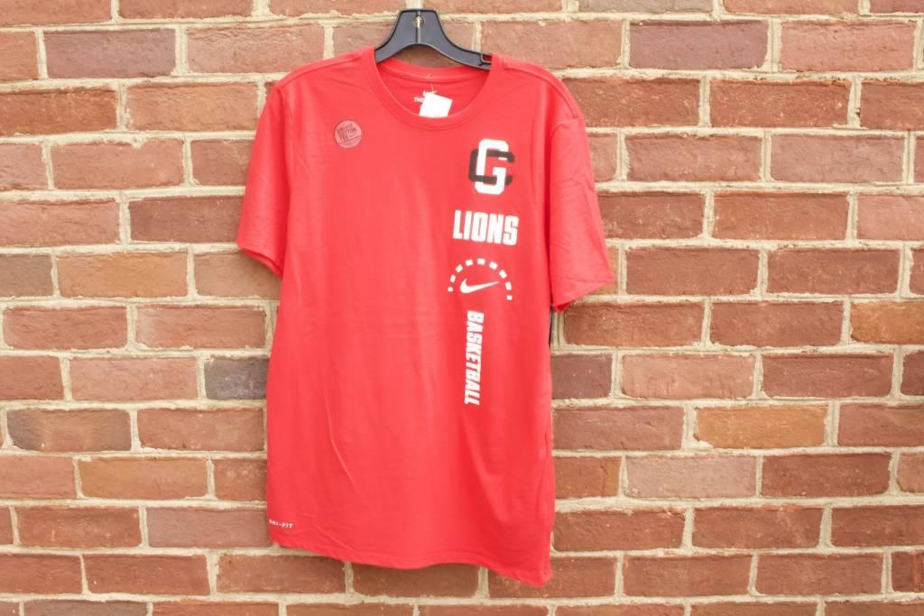 Nike Basketball Dri-Fit Cotton