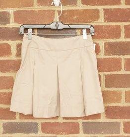 Junior Khaki Skirt  1118