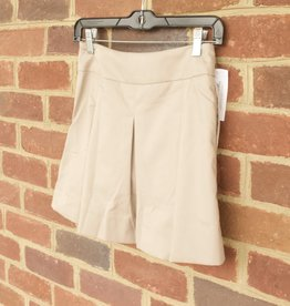 Girls Khaki Skirt  1118
