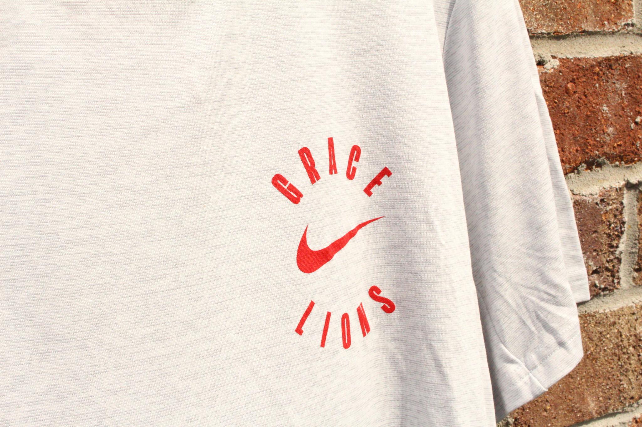Nike Heathered Dry SS T-Shirt