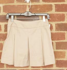 Girls Khaki Skirt 0519