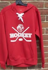 Hockey Lace Up Hoodie