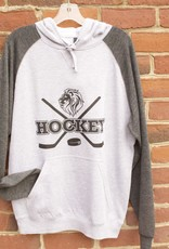 Z  Hockey Fleece Raglan