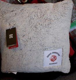 Frosty Fleece Pillow
