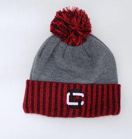 Z  New Era Color Block Cuffed Beanie