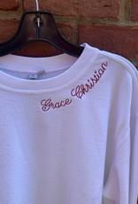 Chicka-D Z Corded Sweatshirt