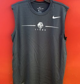 Nike Z Men Nike Legend Sleeveless Tee Black