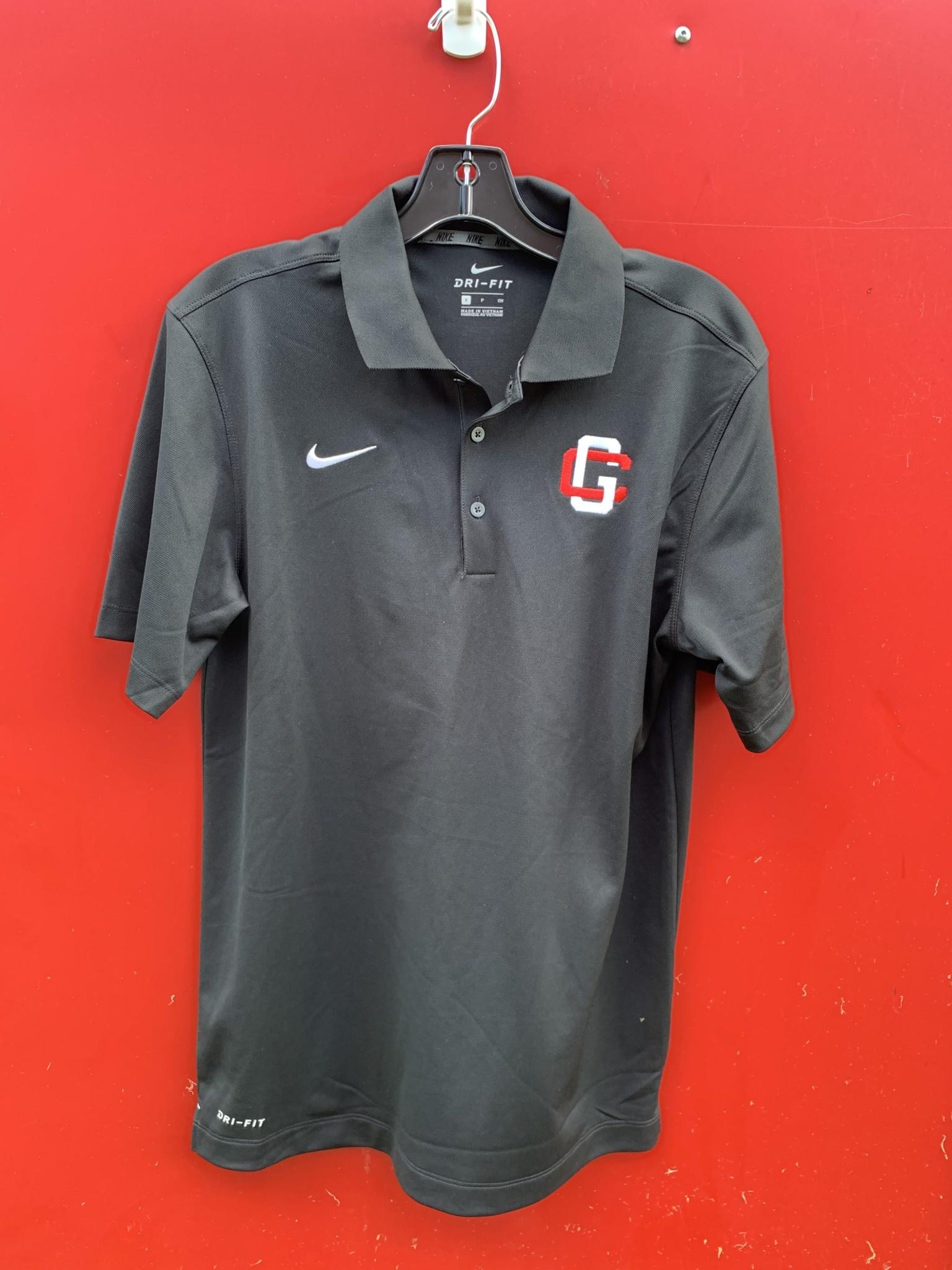 Nike Z Mens Varsity Performance Polo Black