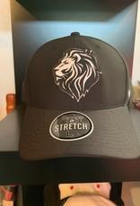 Zephyr Z Lion Head Blk Hat