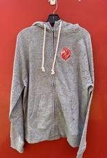 Campus Crew Z CC Mens Heritage Full Zip Hood