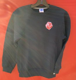 Russell Z Youth Lion Crew Sweatshirt