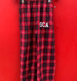 Boxer Craft Plaid Flannel Pants - Youth