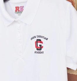 RK RK Youth Girls Uniform Polo