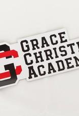 GCA Banner Logo Magnet