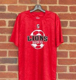 Badger LIONS Soccer Tonal Blend