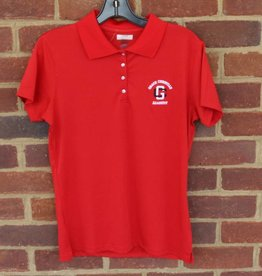 Junior Cut Uniform Polo 0618