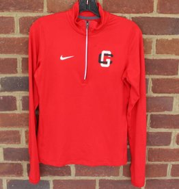 Ladies Nike Tailgate Element 1/2 Zip