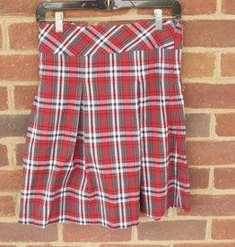 Junior Plaid 0618 Skirt