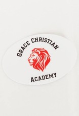 GCA Lion Sticker