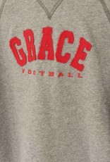 Youth Football Patchwork Hoodie