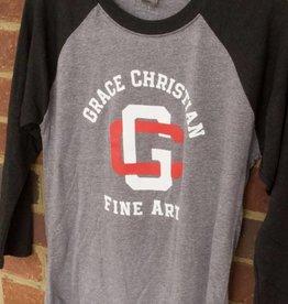 Fine Arts Shirt 3/4 Length Sleeve