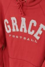 Football Sanded Fleece