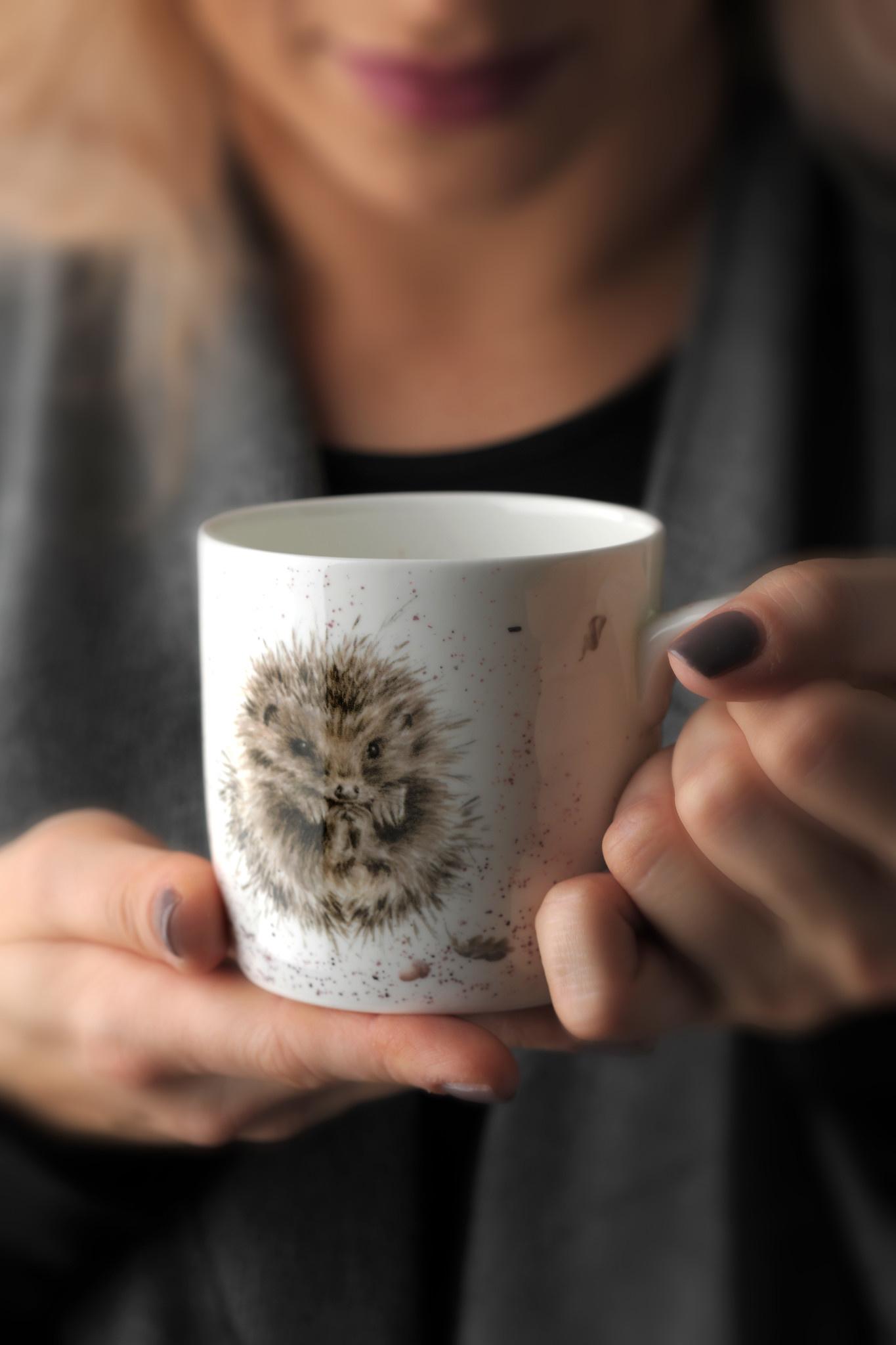 Wrendale Designs 'Awakening' Mug