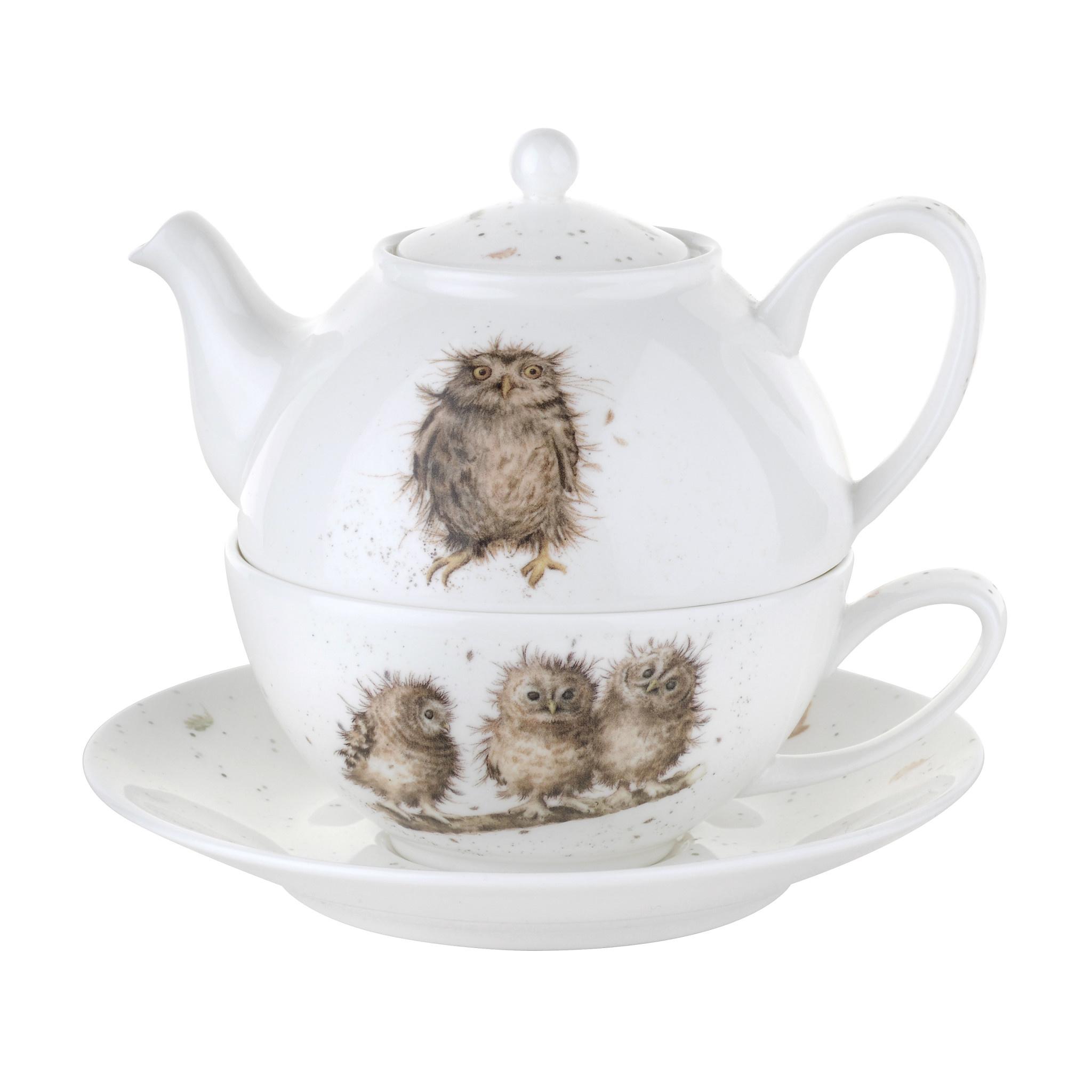 Wrendale Designs 'Tea For One' Set