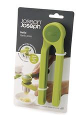 Joseph Joseph Helix Garlic Press - Green