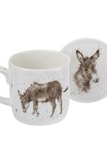 Wrendale Designs 'Gentle Jack' Mug & Coaster Set