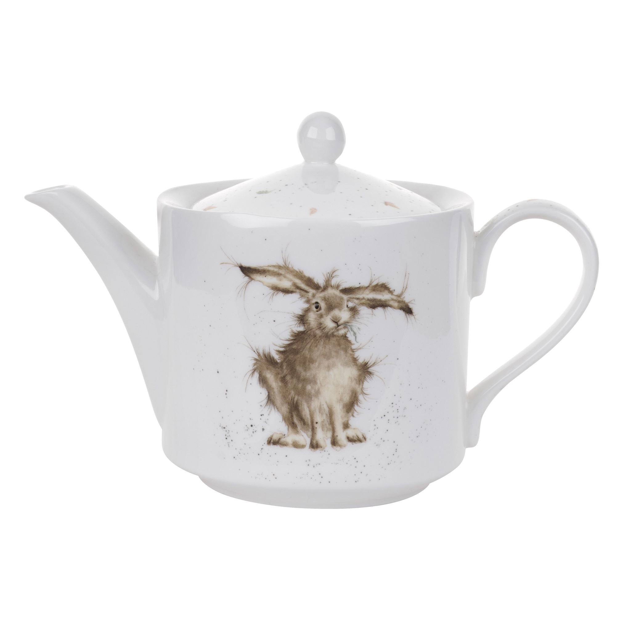 Wrendale Designs 'Hare-Brained' Teapot