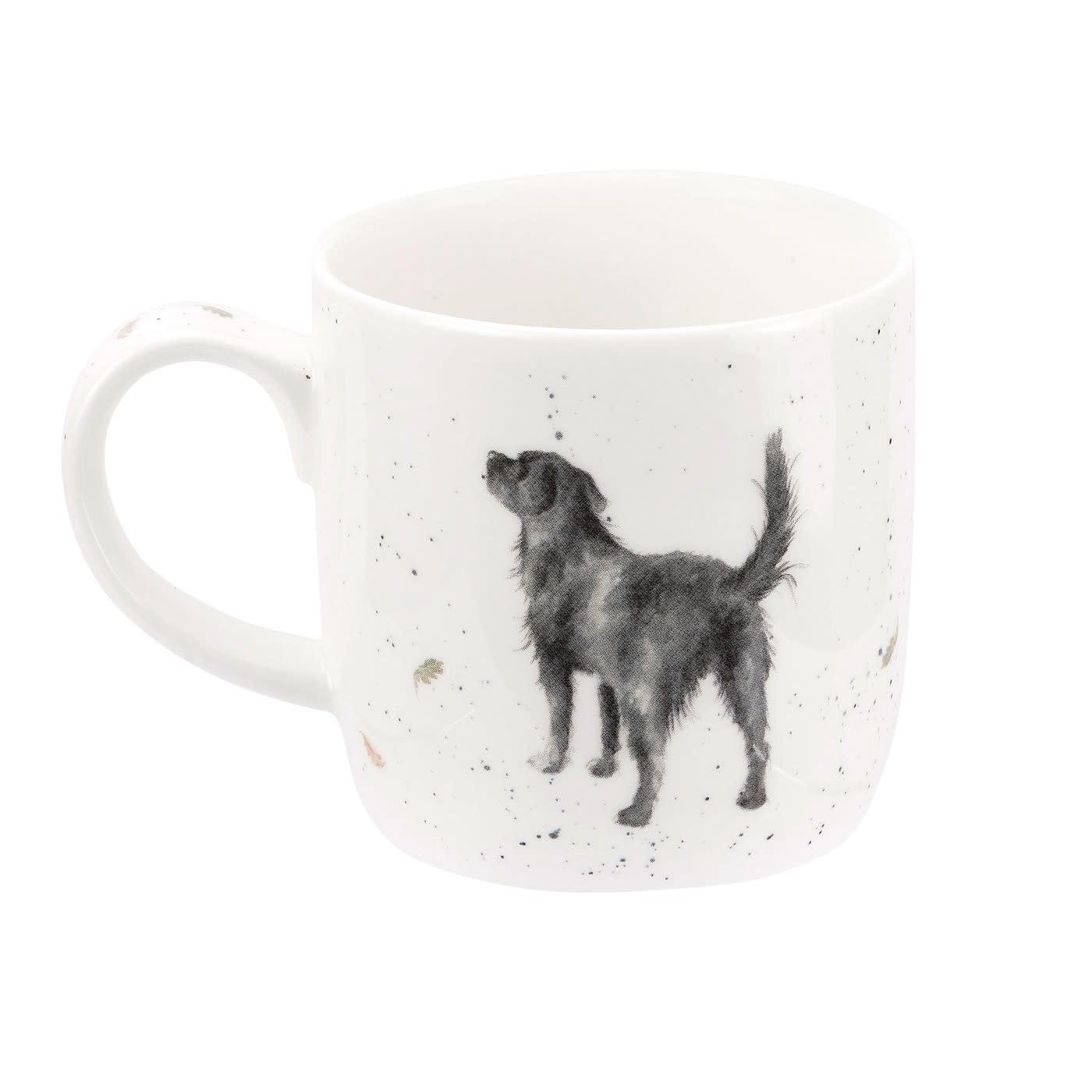 Wrendale Designs 'Walkies' Mug
