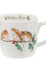 Wrendale Designs 'Winter Mice' Mug