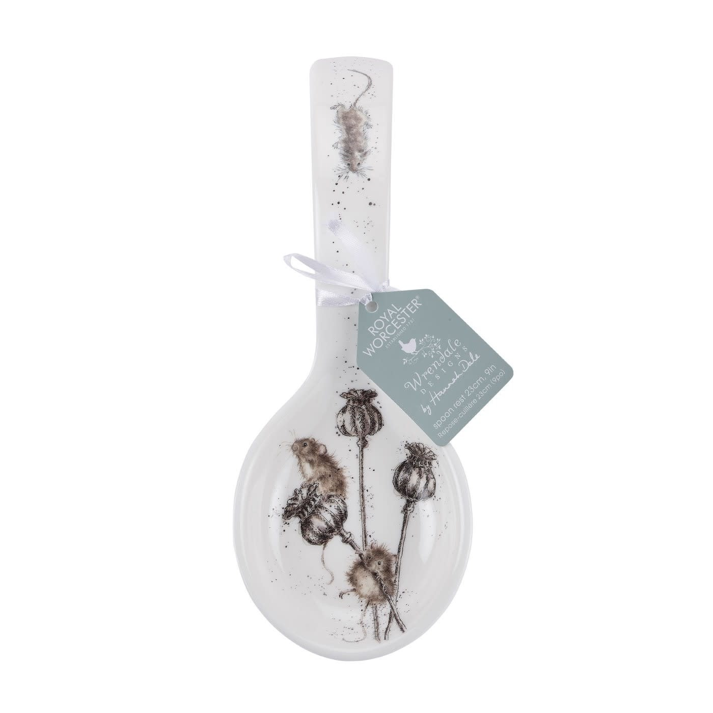 Wrendale Designs 'Country Mice' Spoon Rest