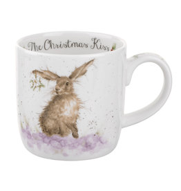Wrendale Designs 'Christmas Kiss' Mug