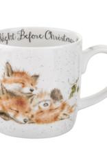 Wrendale Designs 'Night Before Christmas' Mug