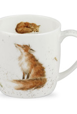 Wrendale Designs 'The Artful Poacher' Mug  (Fox)