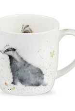 Wrendale Designs 'Country Gent' Mug (Badger)