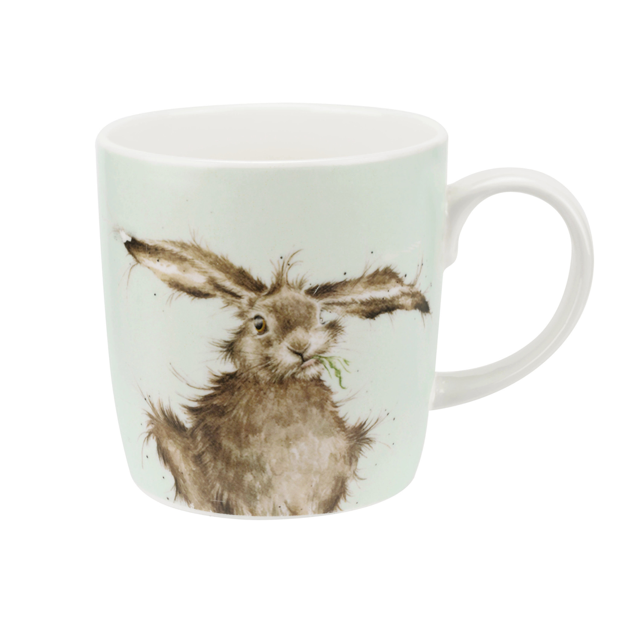 Wrendale Designs Large 'Hare-Brainded' Mug