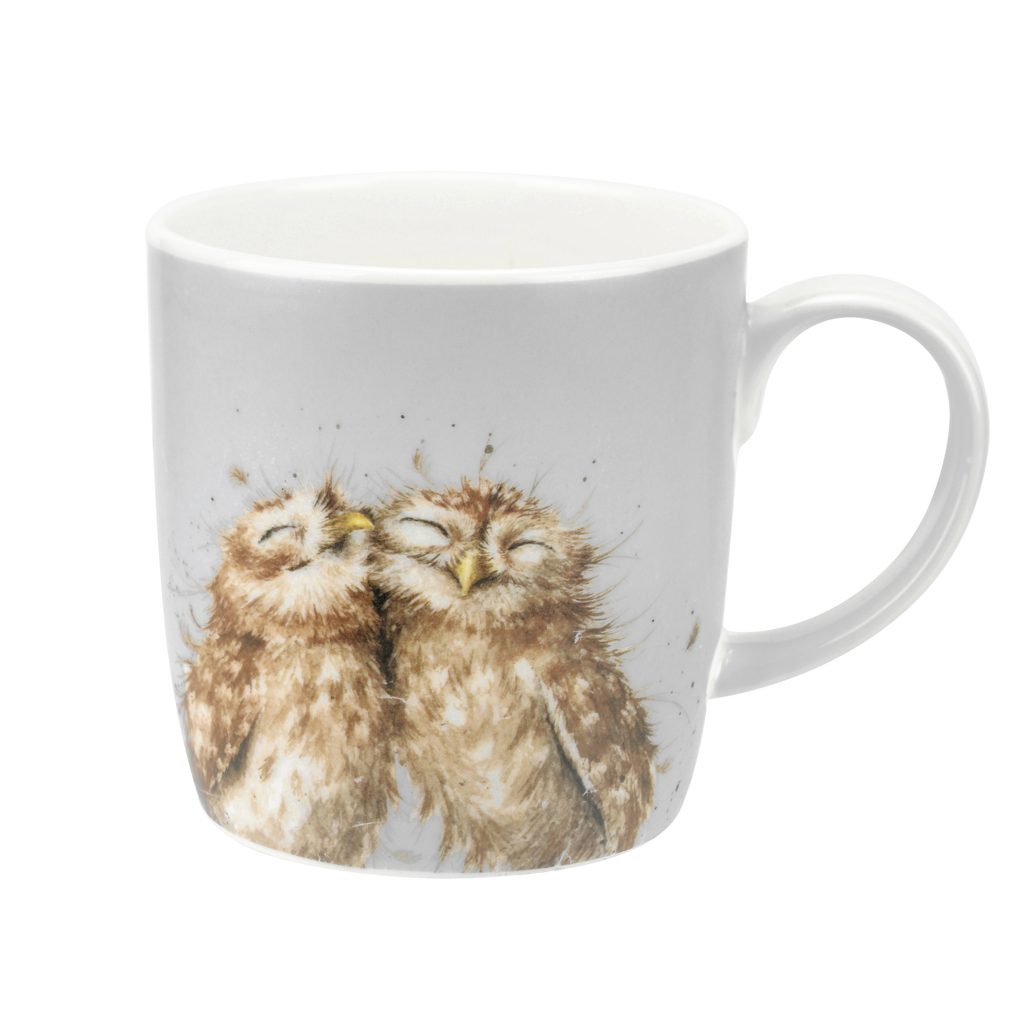 Wrendale Designs Large 'Birds of a Feather' Mug