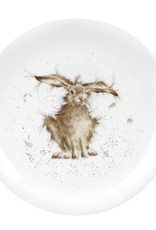 "Wrendale Designs 'Hair Brained' 8"" Coupe Plate"