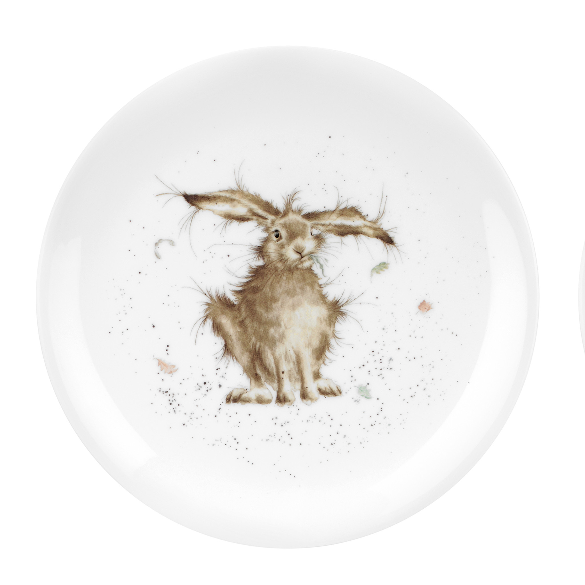Wrendale Designs 'Hair Brained' Plate